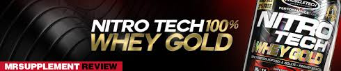 MuscleTech NitroTech Whey Gold