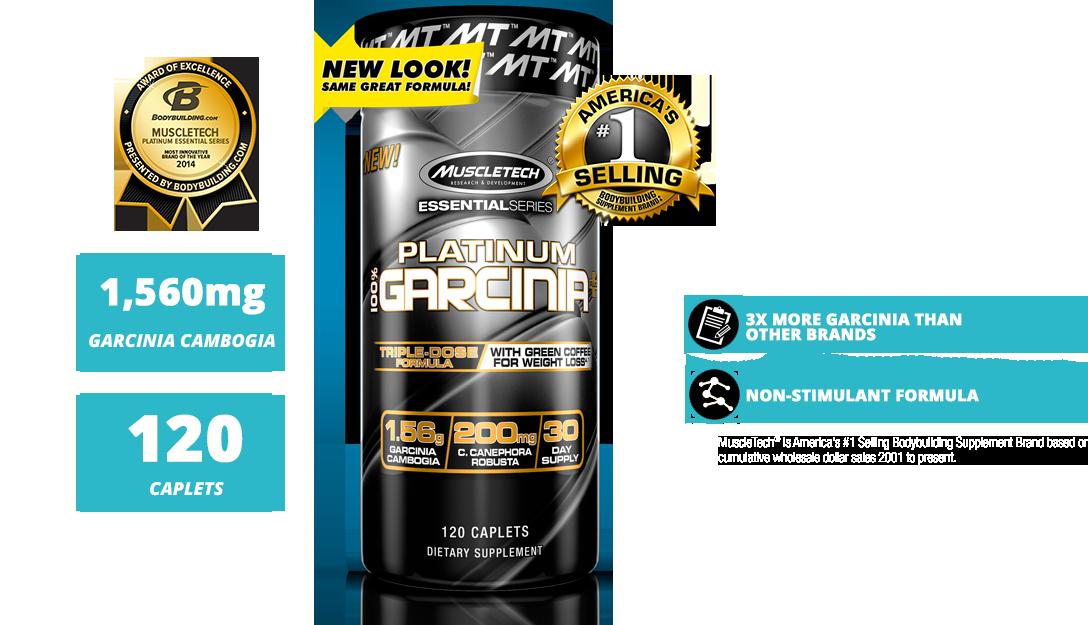 MuscleTech Platinum Garcinia