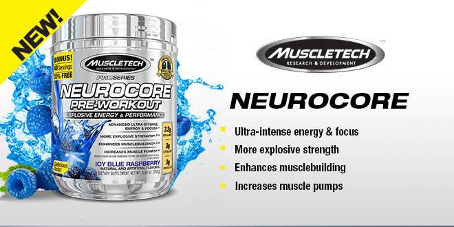 Muscletech Pro Series Neurocore 255g