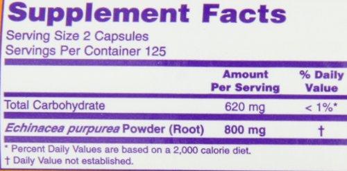 NOW Echinacea 400 mg