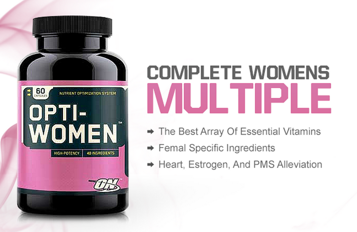 Optimum Nutrition Opti-Women 60 tabletta
