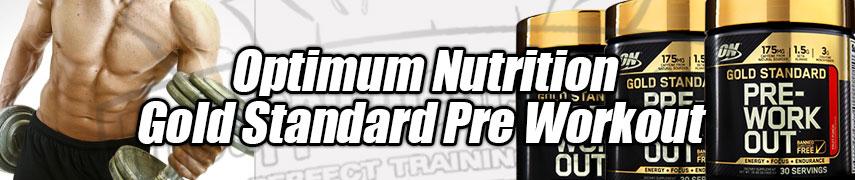 Optimum Nurition Gold Standard Pre - Workout