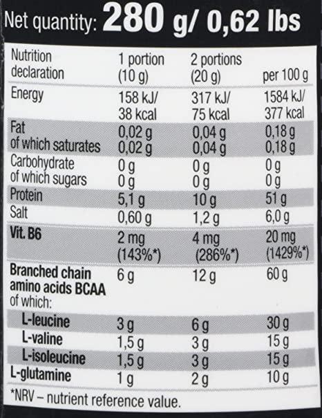 Olimp Nutrition BCAA Xplode Powder