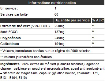 Olimp Nutrition Green Tea Extract