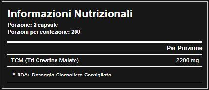 Olimp Nutrition TCM 1100 Mega Caps