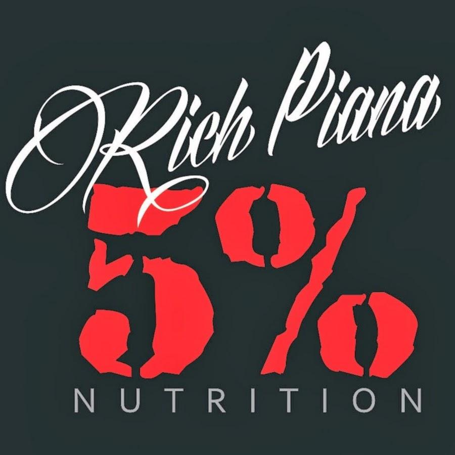 Rich Piana Nutrition