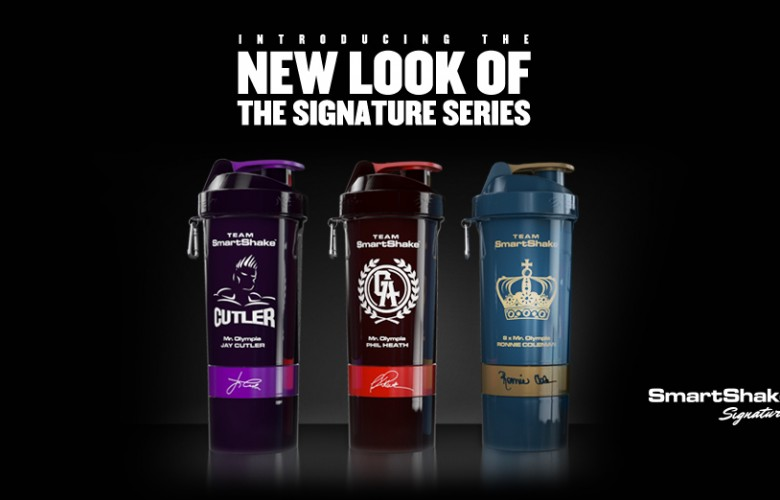 SmartShake Signature Series Shaker Jay Cutler Edition
