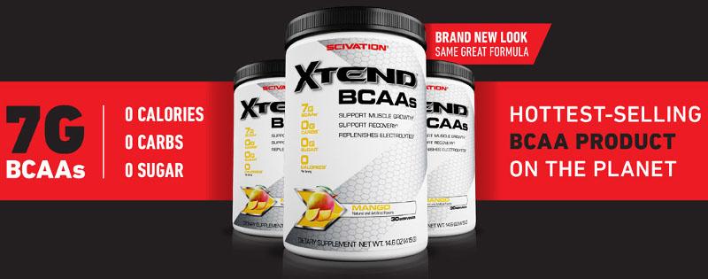 SciVation Xtend 420 g