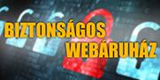 Biztonságos webáruház